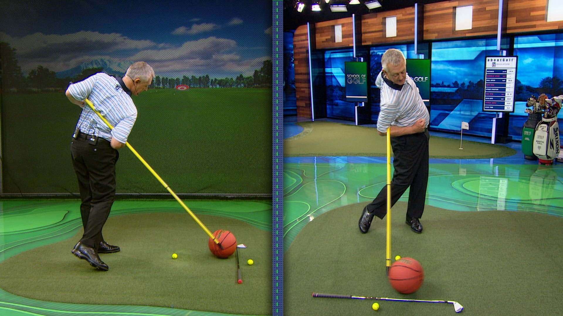 Drills To Stop Hitting Thin Shots Golf Channel