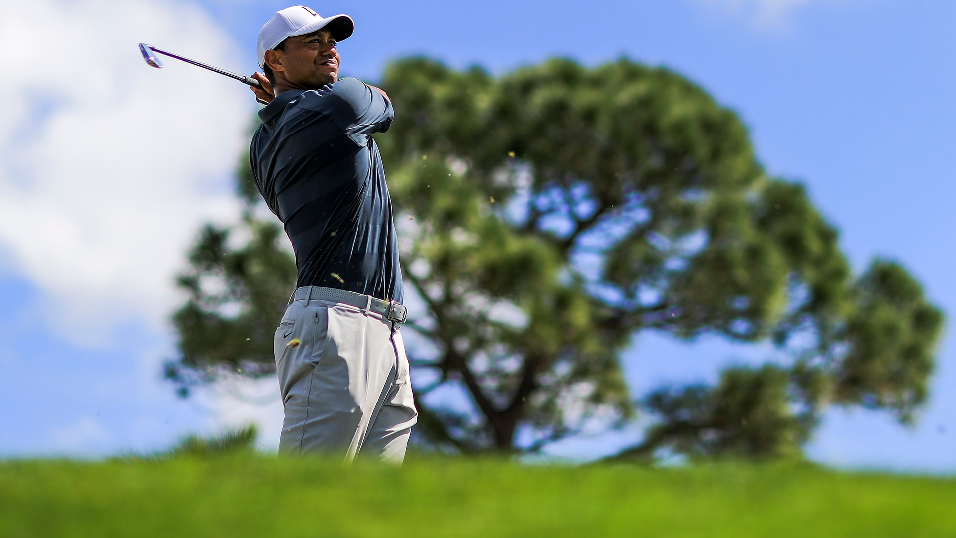 a1f47756 Tiger Tracker postscript: Tiger Woods Shoots First Round in 60s This ...