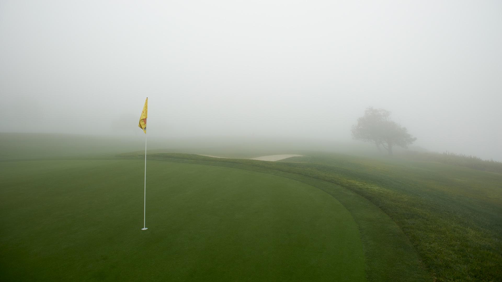 Torrey Weather Fog