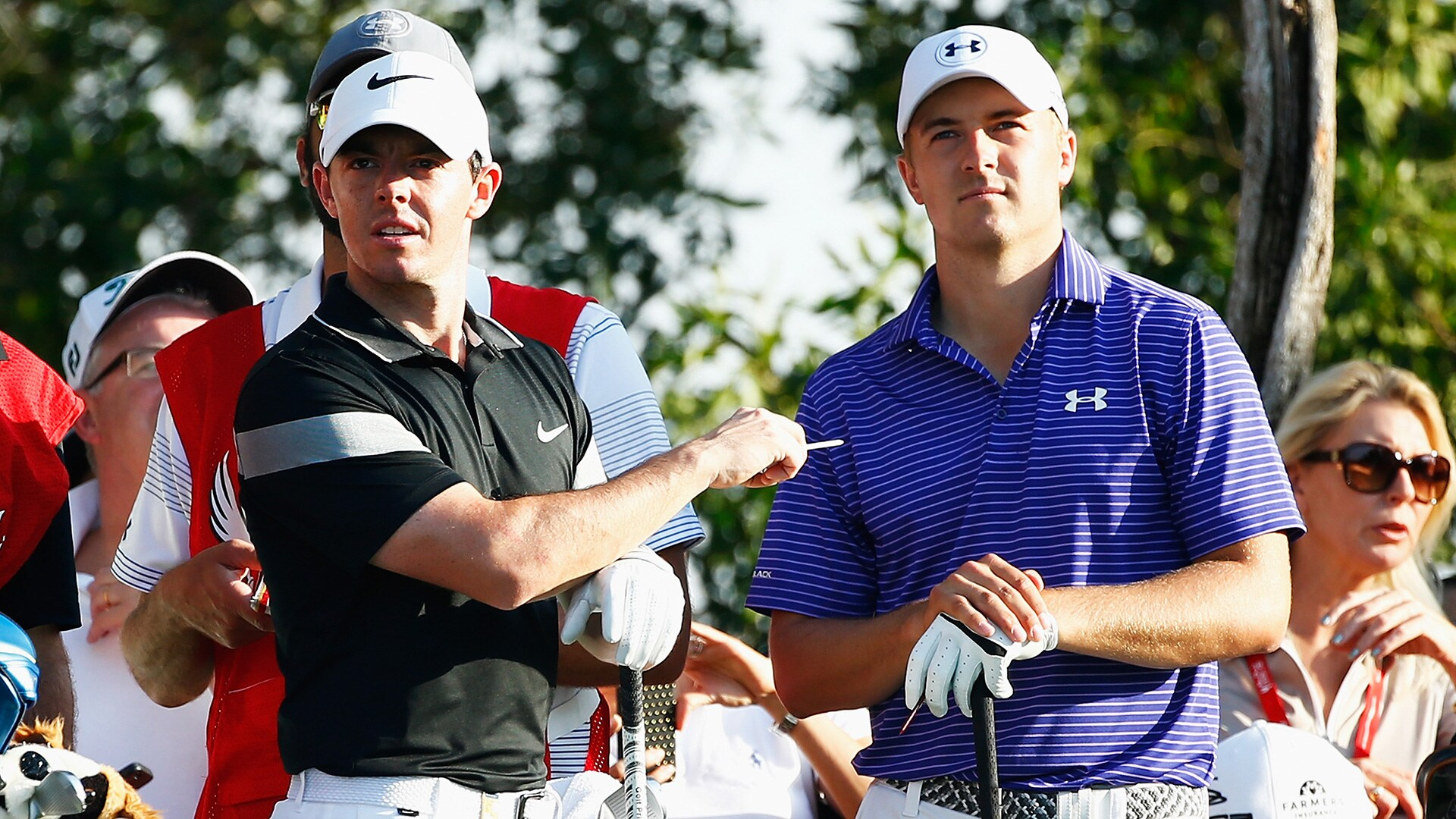 Rory McIlroy Doesn't Have Sympathy For Jordan Spieth Masters Collapse