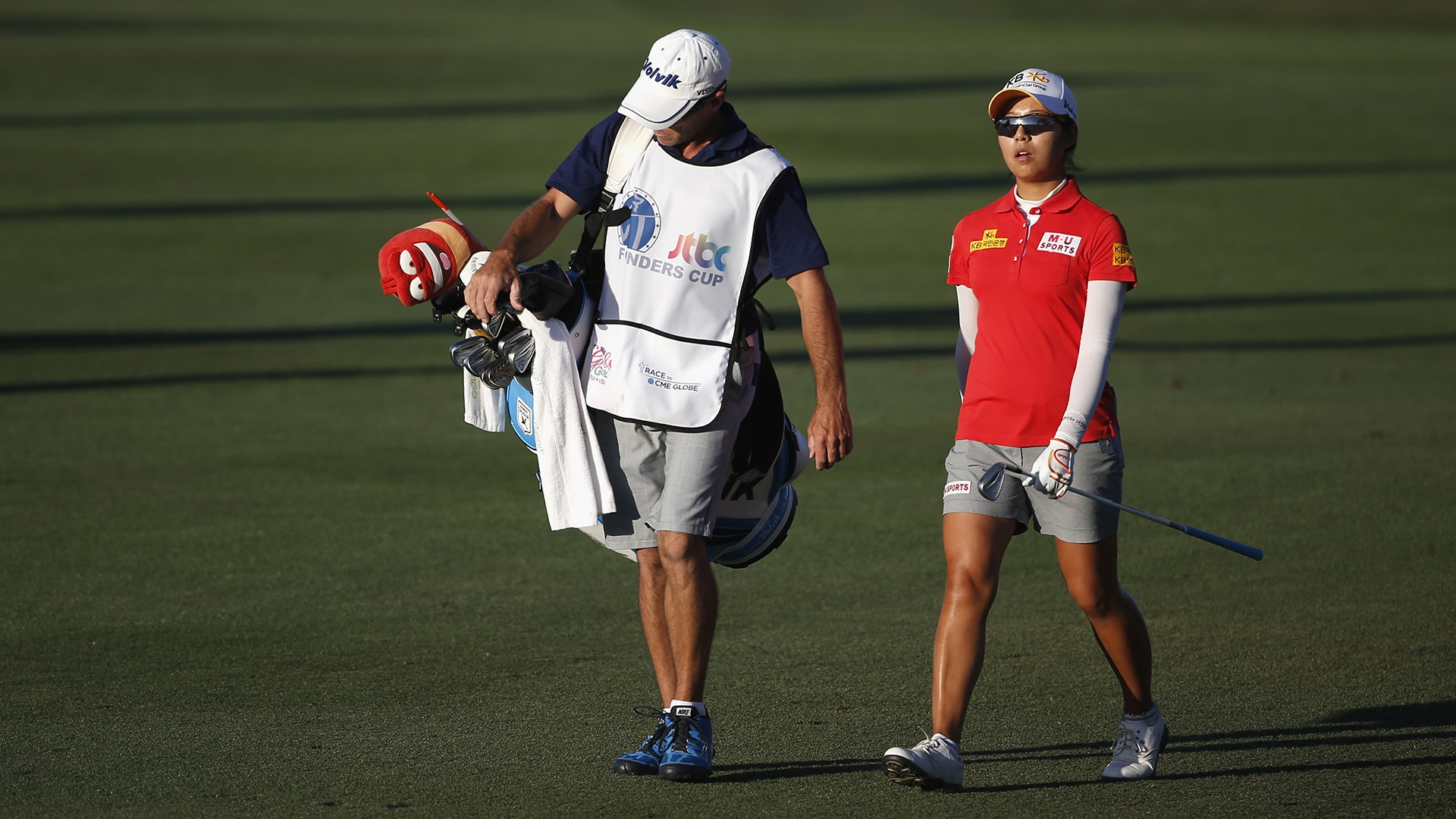 mh lee fires     lpga founders cup golf channel
