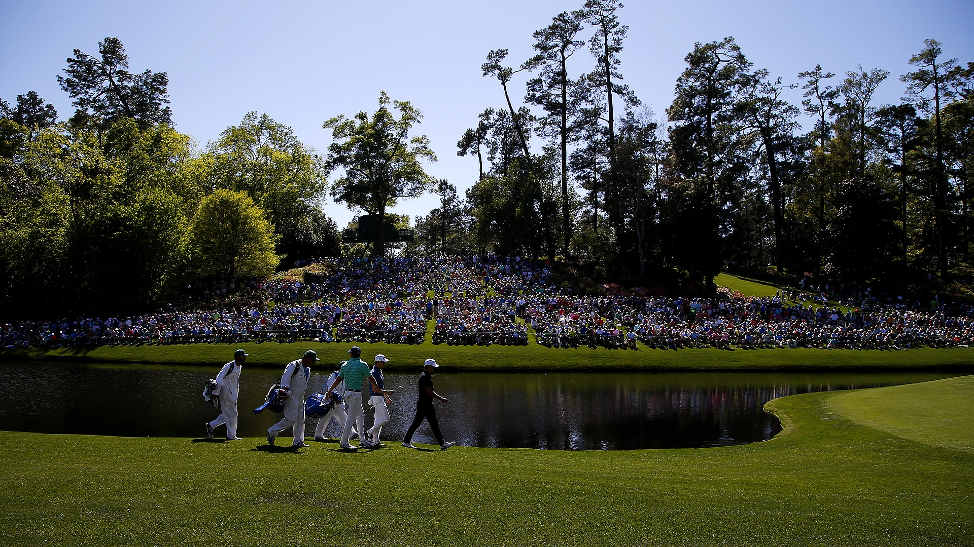 masters 2016 tee times for rounds 1 2 at the masters tournament