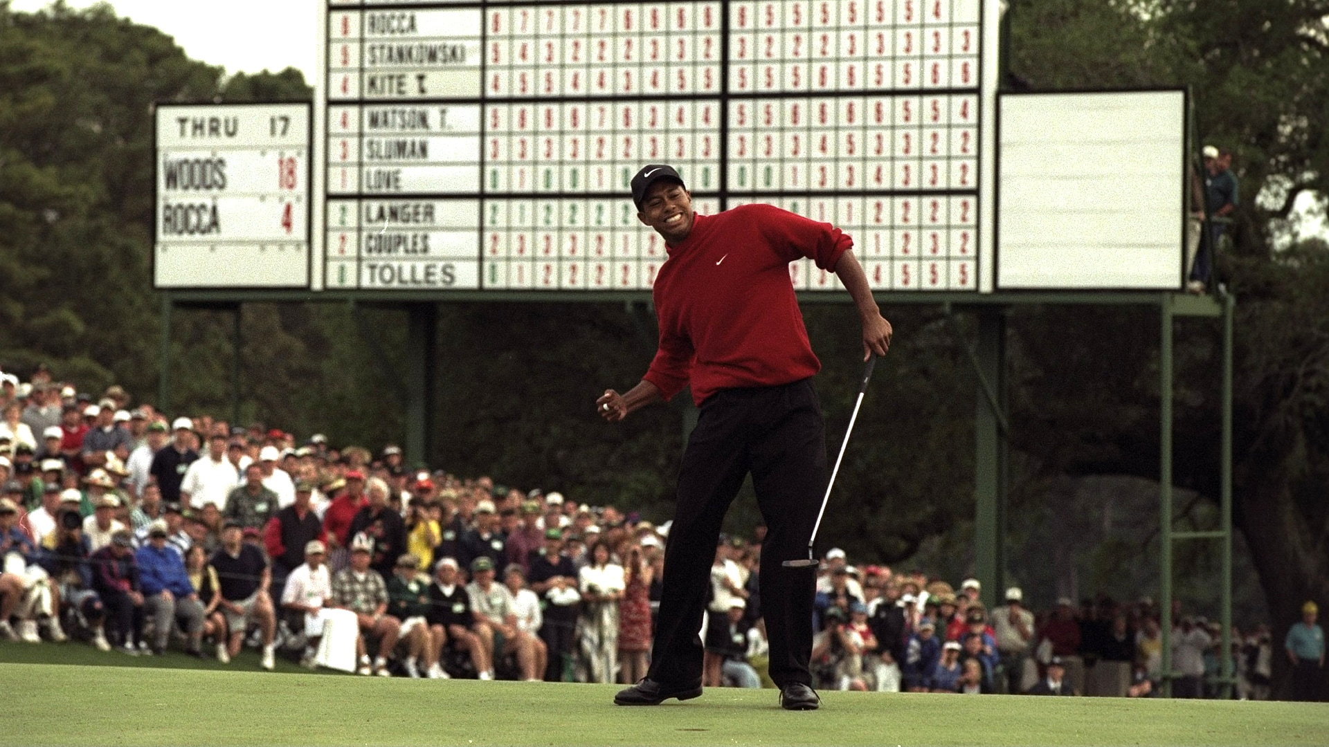 golfchannel.com - The 1997 Masters, and the impact 20 years later
