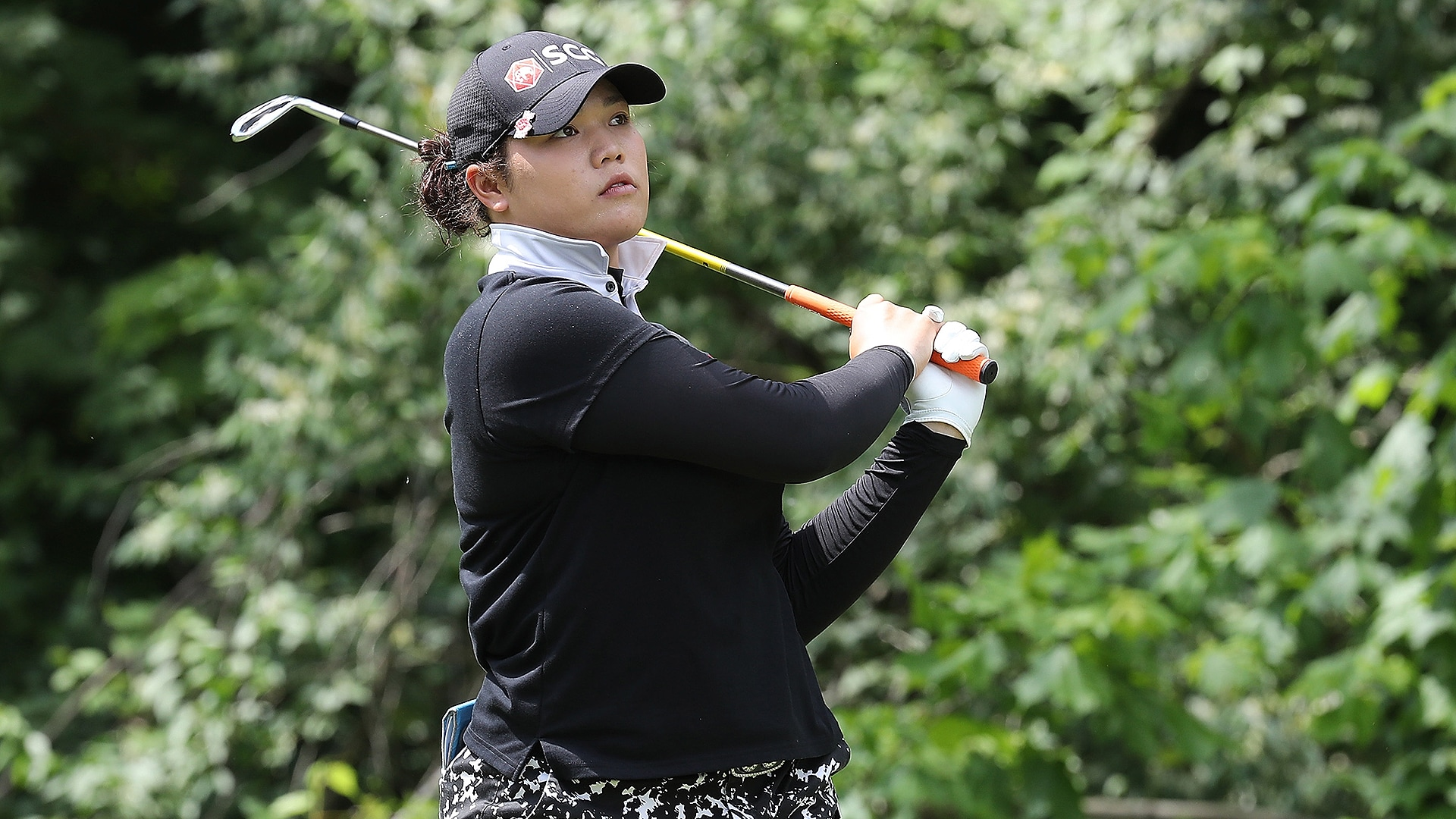 ariya jutanugarn going without driver in bid for first