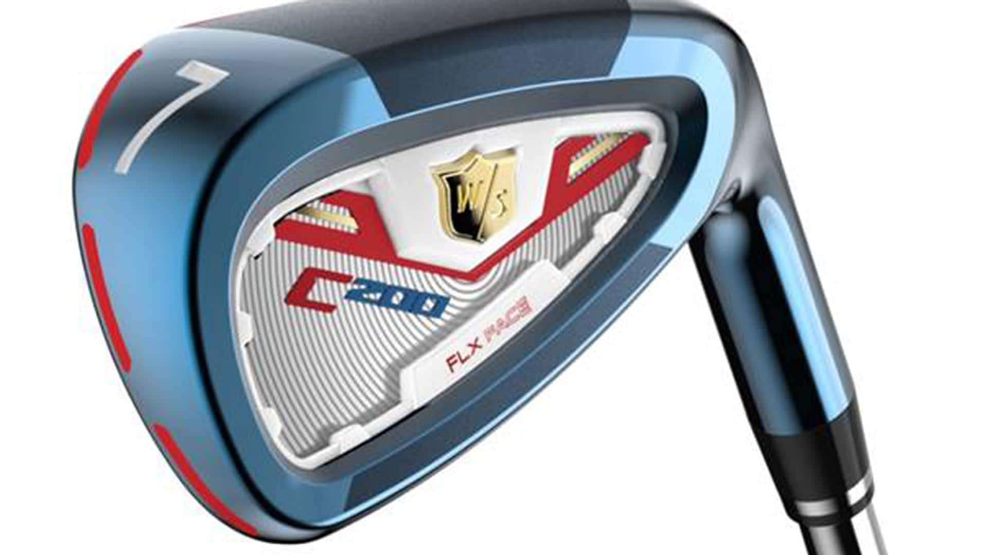 Wilson Patriotic Edition C200 Irons | Golf Channel