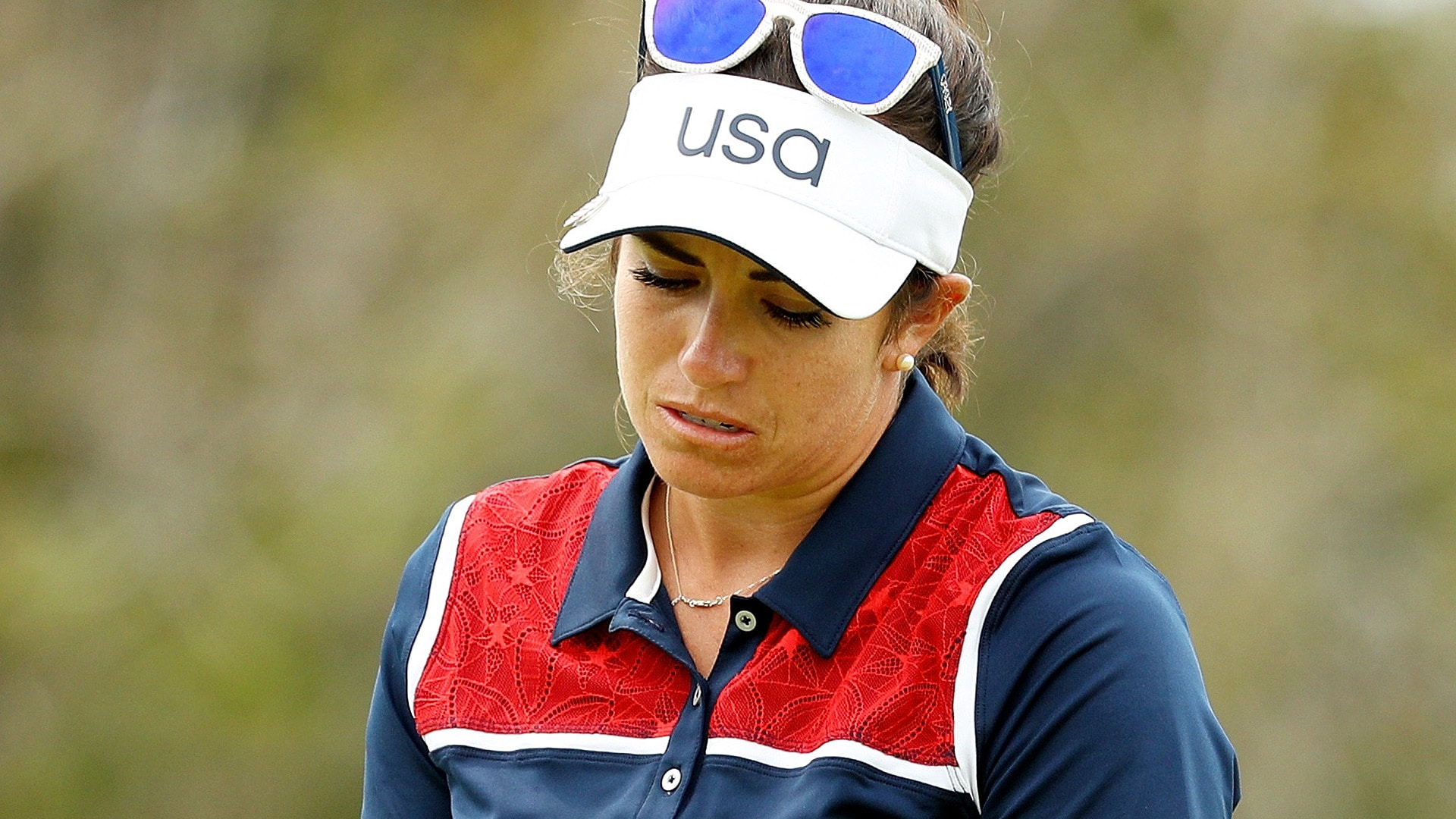 Gerina Piller Endures Disappointment Defeat Golf Channel