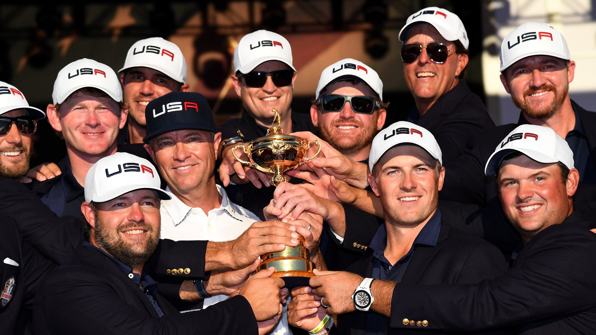 Match By Match Results From 41st Ryder Cup Golf Channel