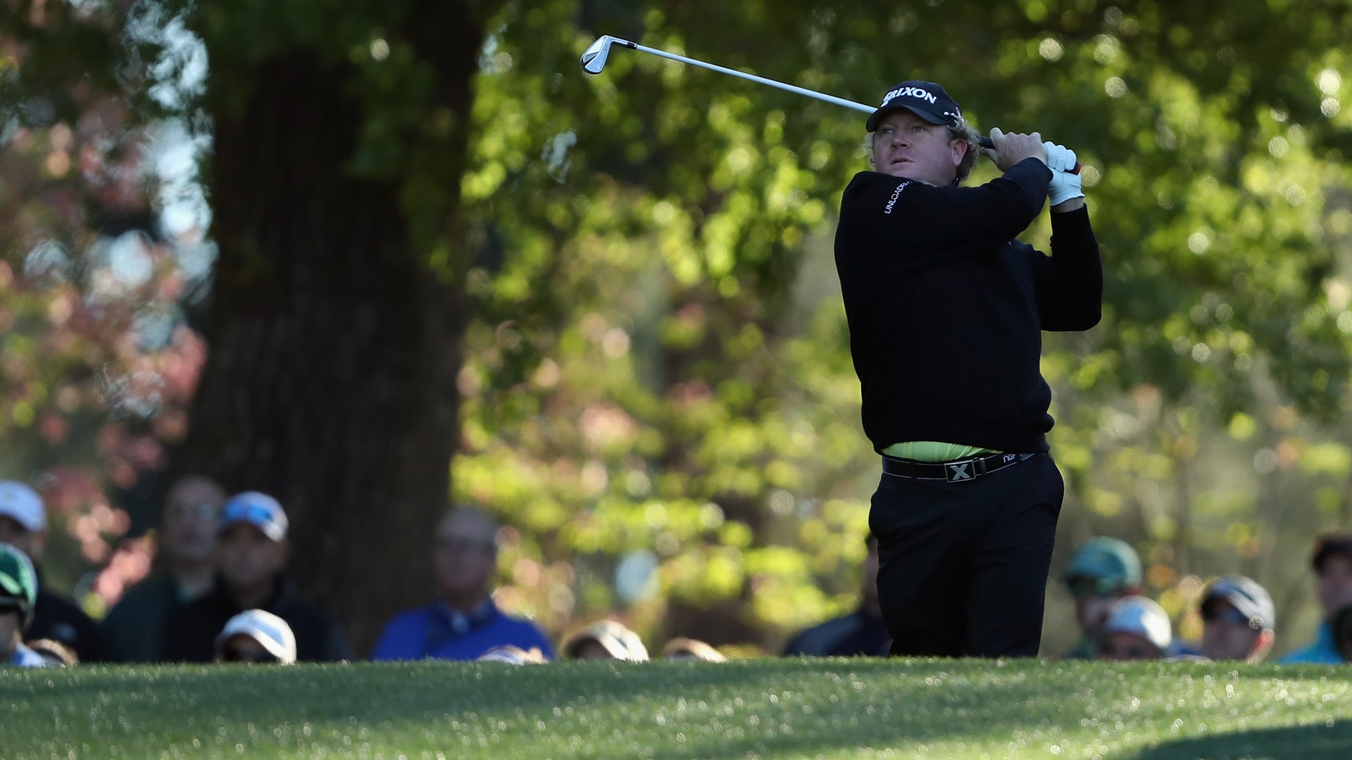 william mcgirt trying to break rookie drought at 2017 masters golf channel. Black Bedroom Furniture Sets. Home Design Ideas