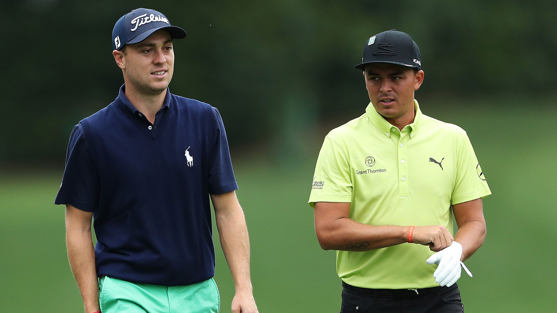 Thomas Improves Putting With Fowlers Backup Golf News Newslocker