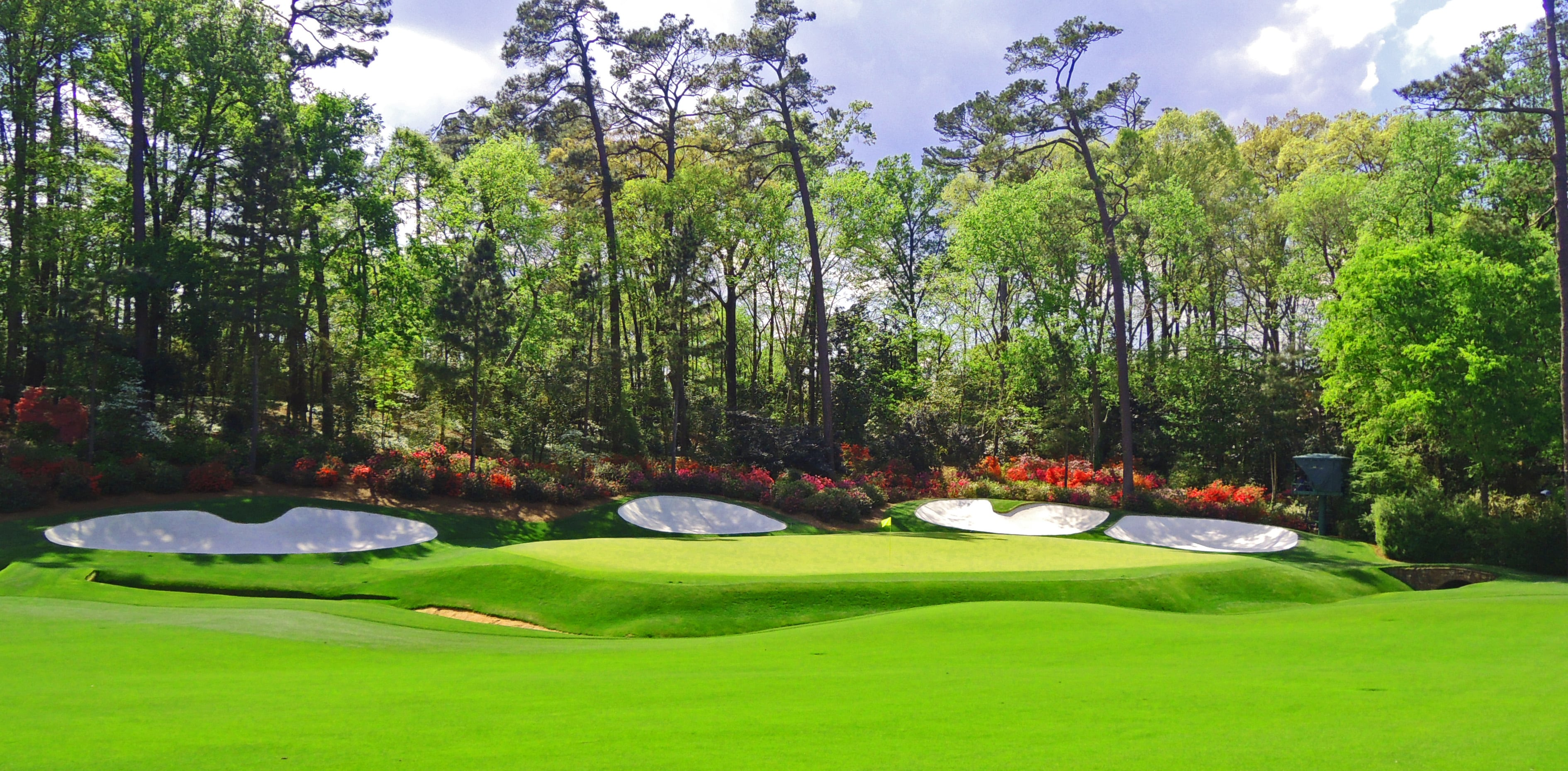 Masters In Augusta