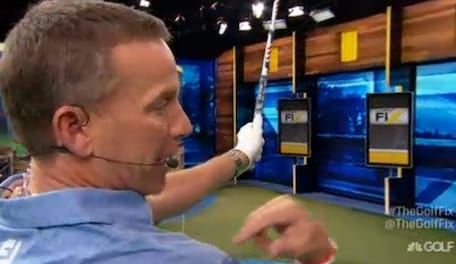 how to get rid of slice in golf