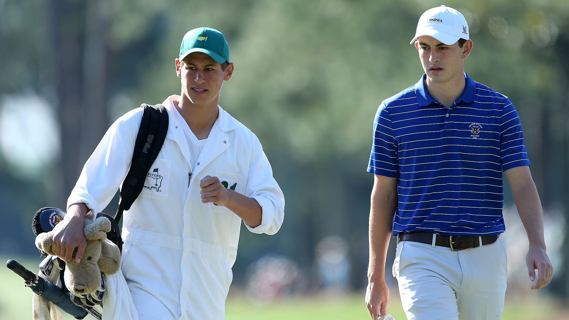 Years Later Patrick Cantlay Returns From Injury Tragedy