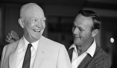 Eisenhower and Palmer
