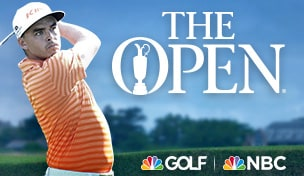 The Open TV Schedule on Golf Channel & NBC - Golf news