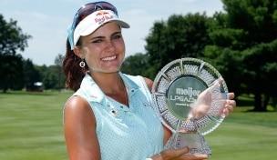 Lexi Thompson Rallies To Win 2015 Meijer Lpga Classic