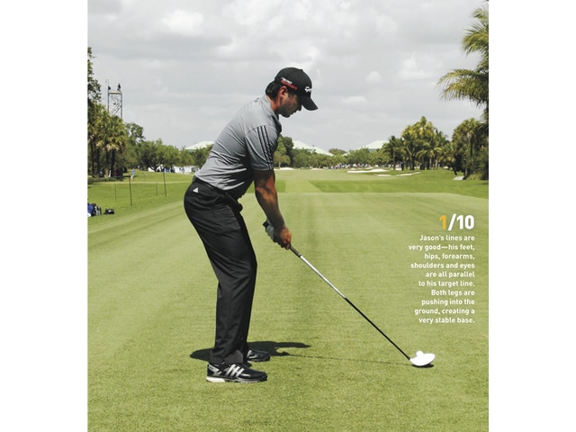 Golf Driver Reviews >> Swing sequence: Jason Day | Golf Channel