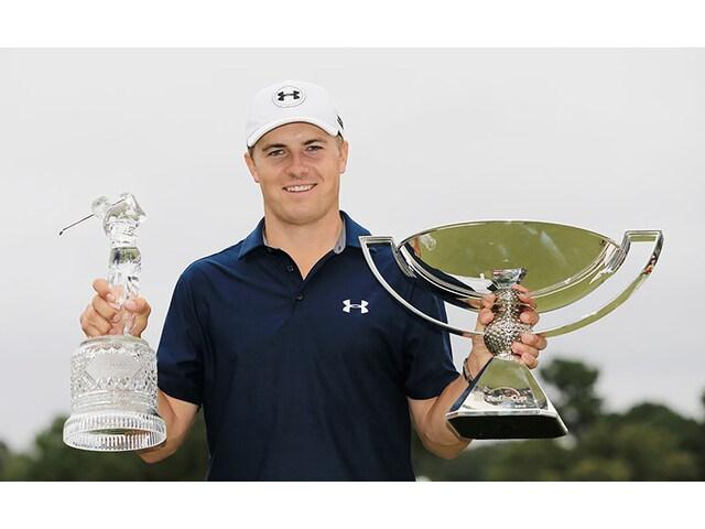 pga golf winner