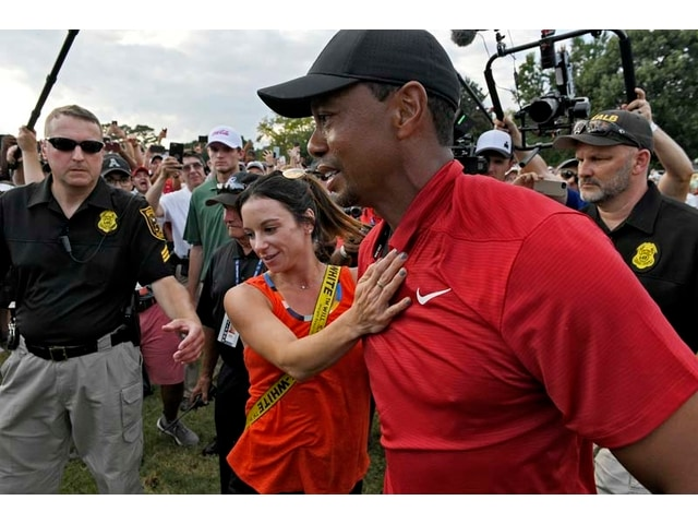 best of  tiger woods and erica herman