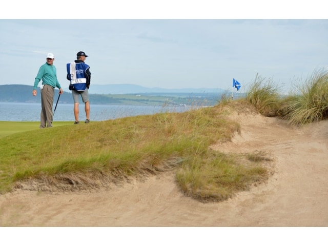 Scottish golf july 2013