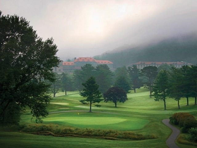 From Pinehurst To The Broadmoor You Can Play Many Of The