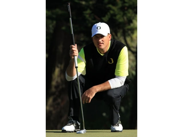 an analysis of pga tour versus casey martin Sandel describes the case of casey martin, a disabled golfer, who sued the pga   the case leads to a debate about the purpose of golf and whether a player's.