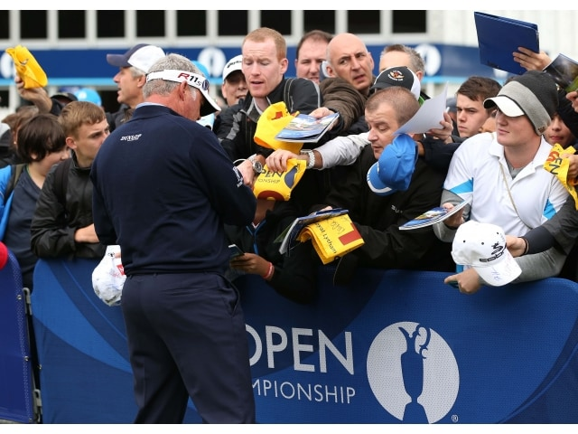 british open preview photo gallery