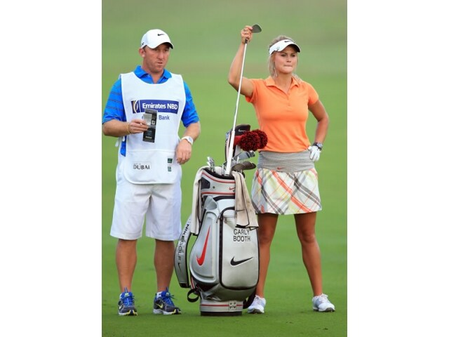 How To Buff A Car >> Carly Booth Lpga Pictures - Inspirational Pictures