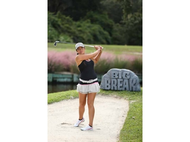 Photos of Big Break Florida Player Courtney Coleman | Golf ...