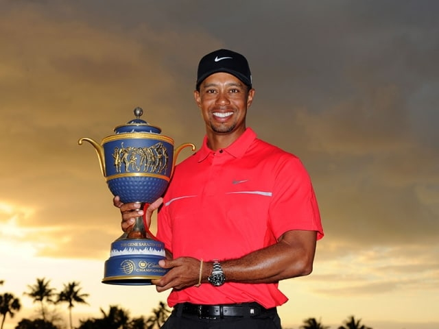 Best Of Tiger Woods Through The Years Golf Channel