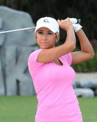 Courtney Coleman Golf