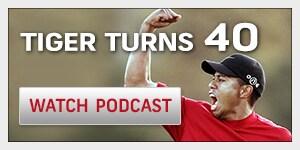Tiger Turns 40