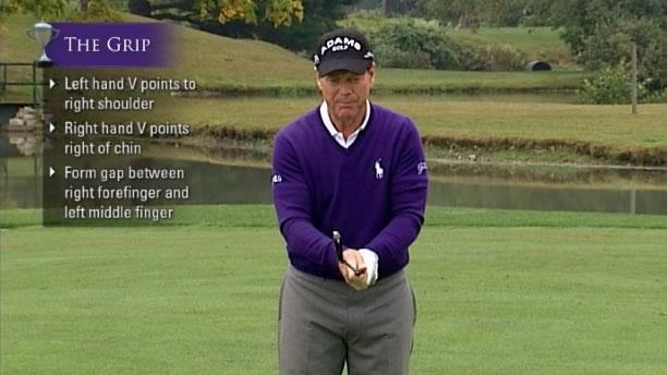 Tom Watson : The Proper Grip - Part 2 | Golf Channel