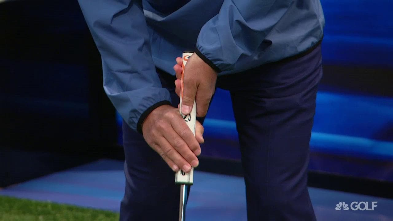 Putting Grip Tips: The Claw Grip | Golf Channel Golfnow