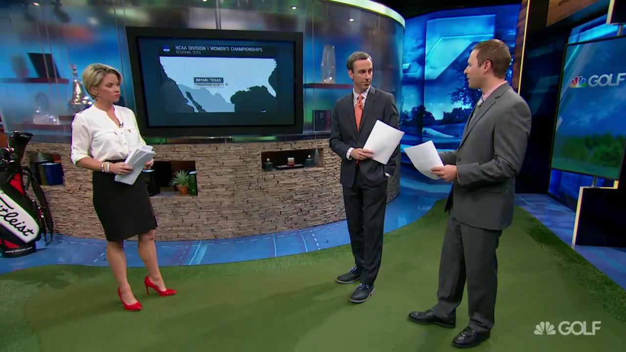 Golf Central NCAA Women's selection special | Golf Channel
