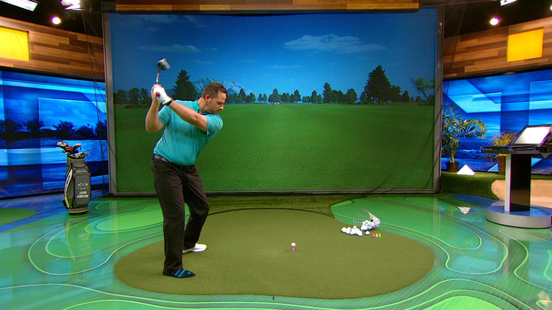 golf instruction videos driver