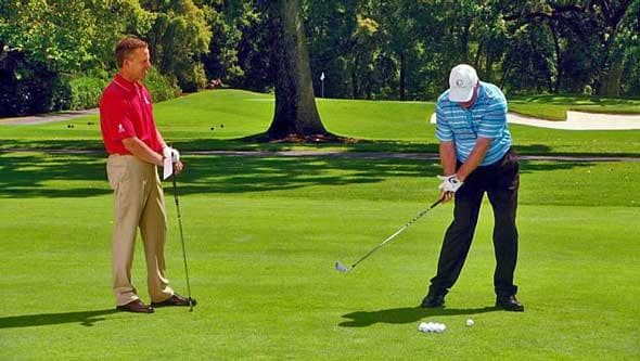 pronation vs supination by johnny miller