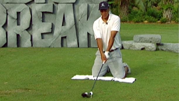 big break disney golf episode 1 tip golf channel. Black Bedroom Furniture Sets. Home Design Ideas