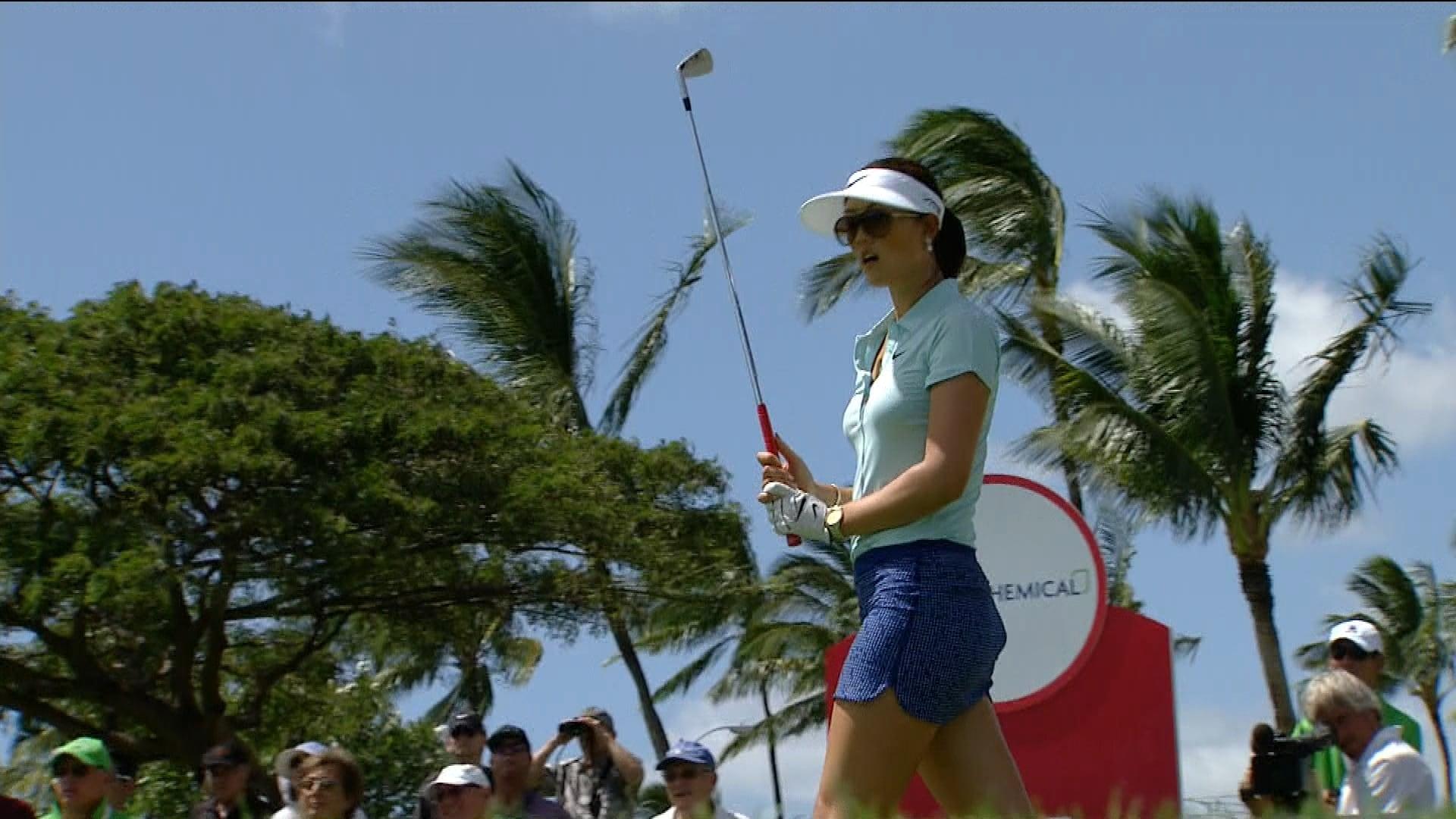 Lisa Cornwell Golf Channel