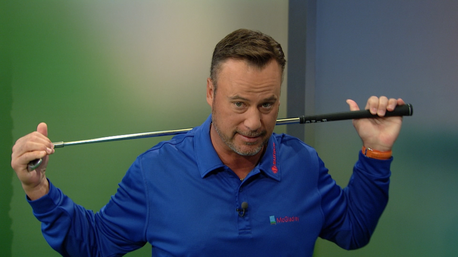Chris DiMarco Morning Drive Keys to Warming Up to Prevent Injury Golf