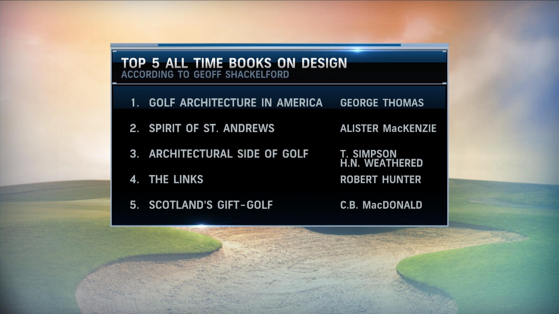 Best golf book you've ever read - PGA.com