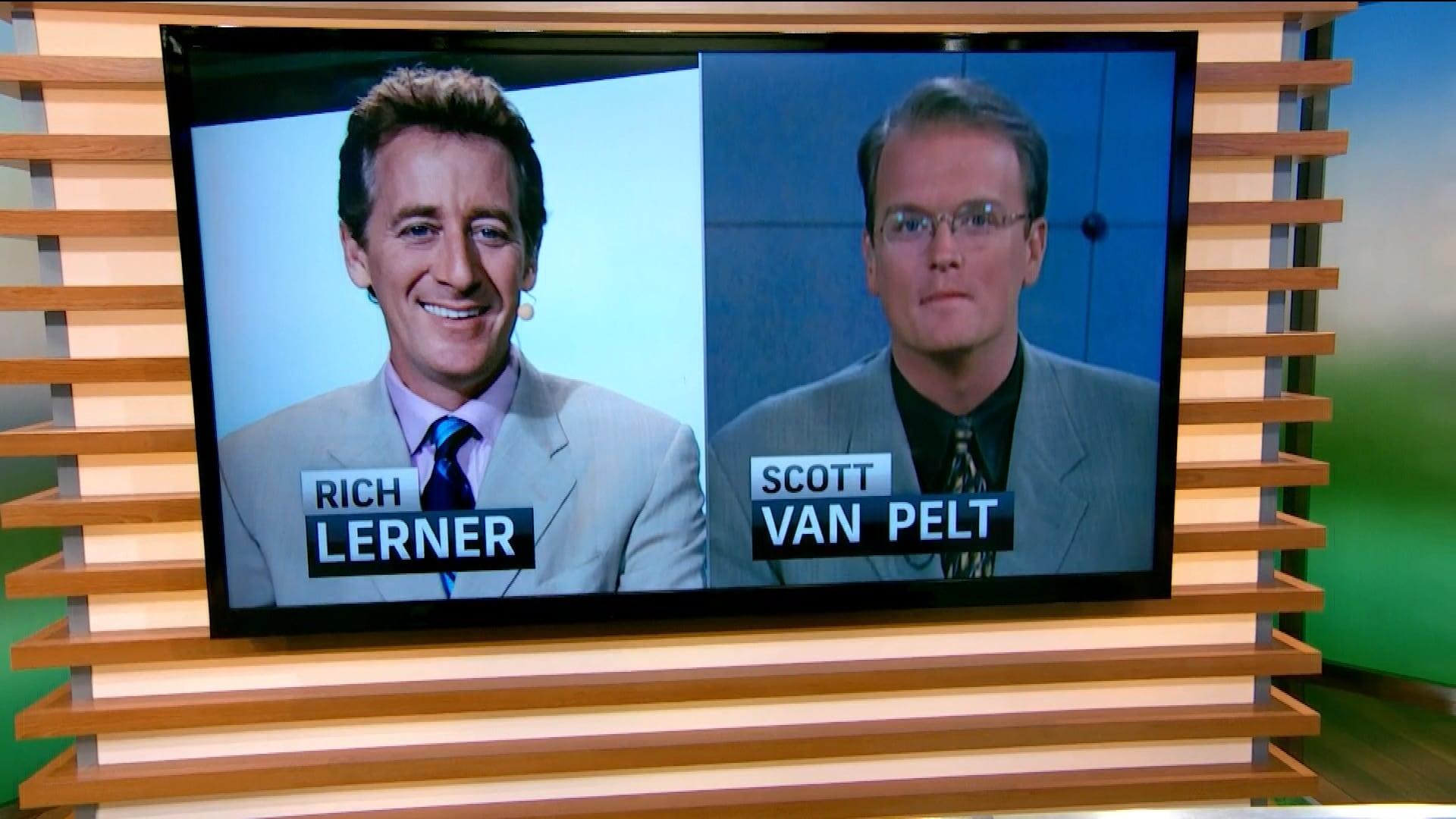 Scott Van Pelt and Rich Lerner Reminisce Past 20 years ...