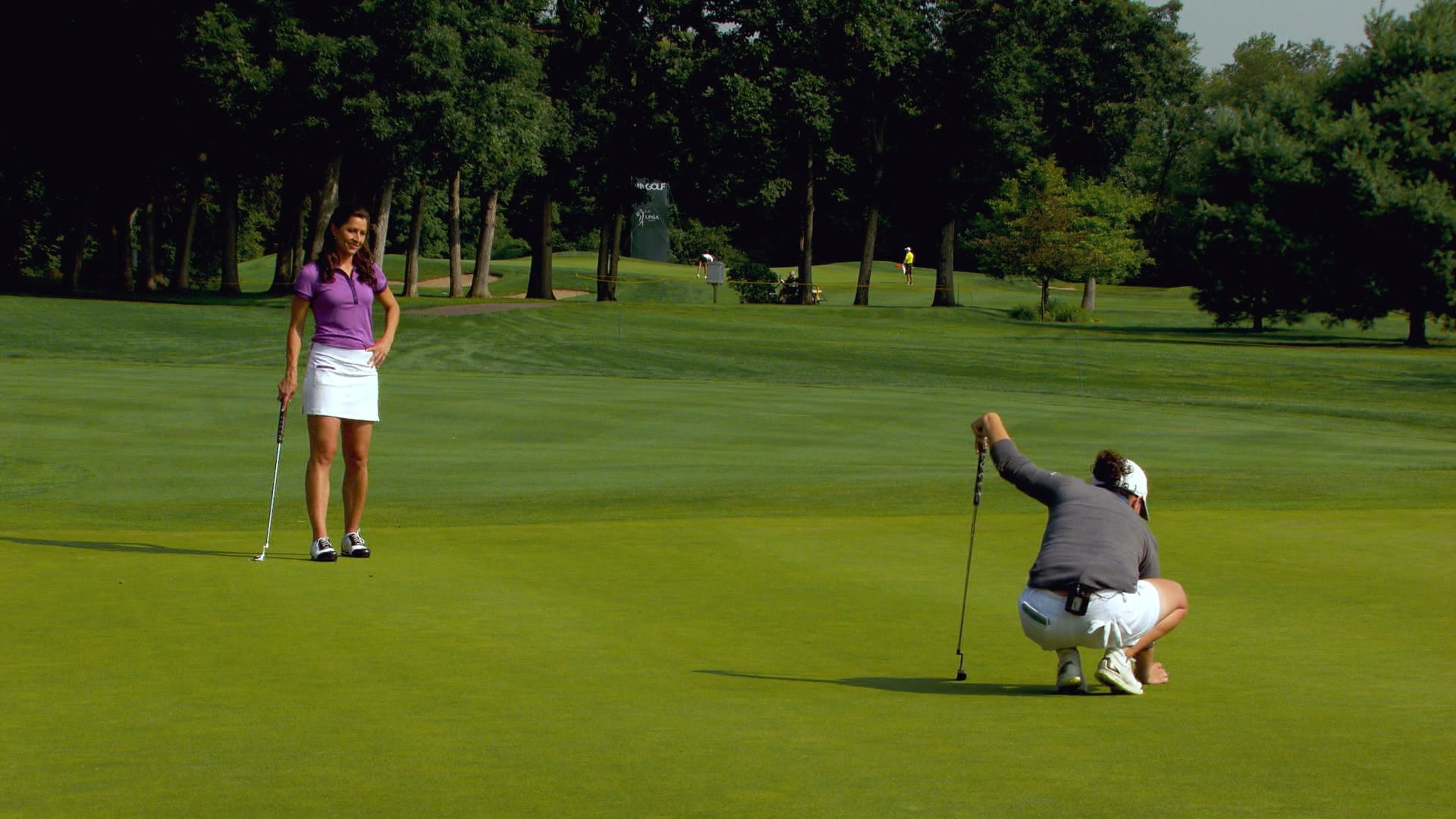 free golf instruction videos online