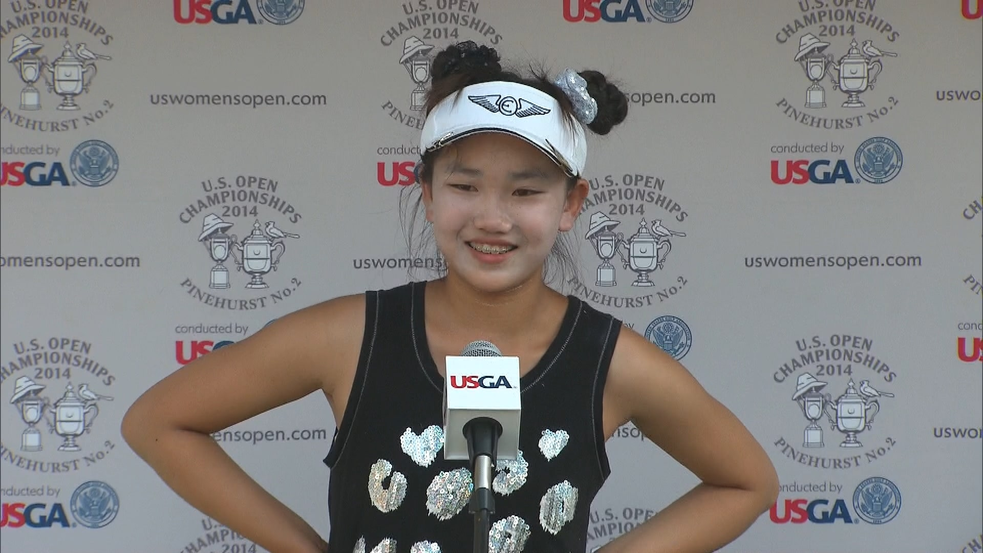 U.S. Women's Open 2014: Lucy Li Round 2 Interview | Golf ... Golfnow