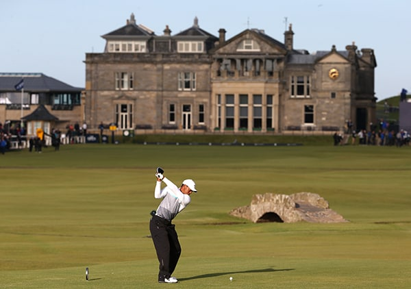 open championship tracker  day 3 at st  andrews