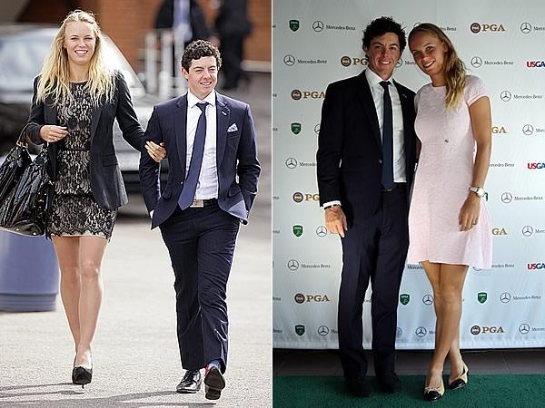 Caroline and Rory
